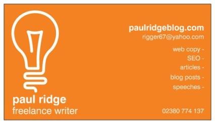 Paul Ridge