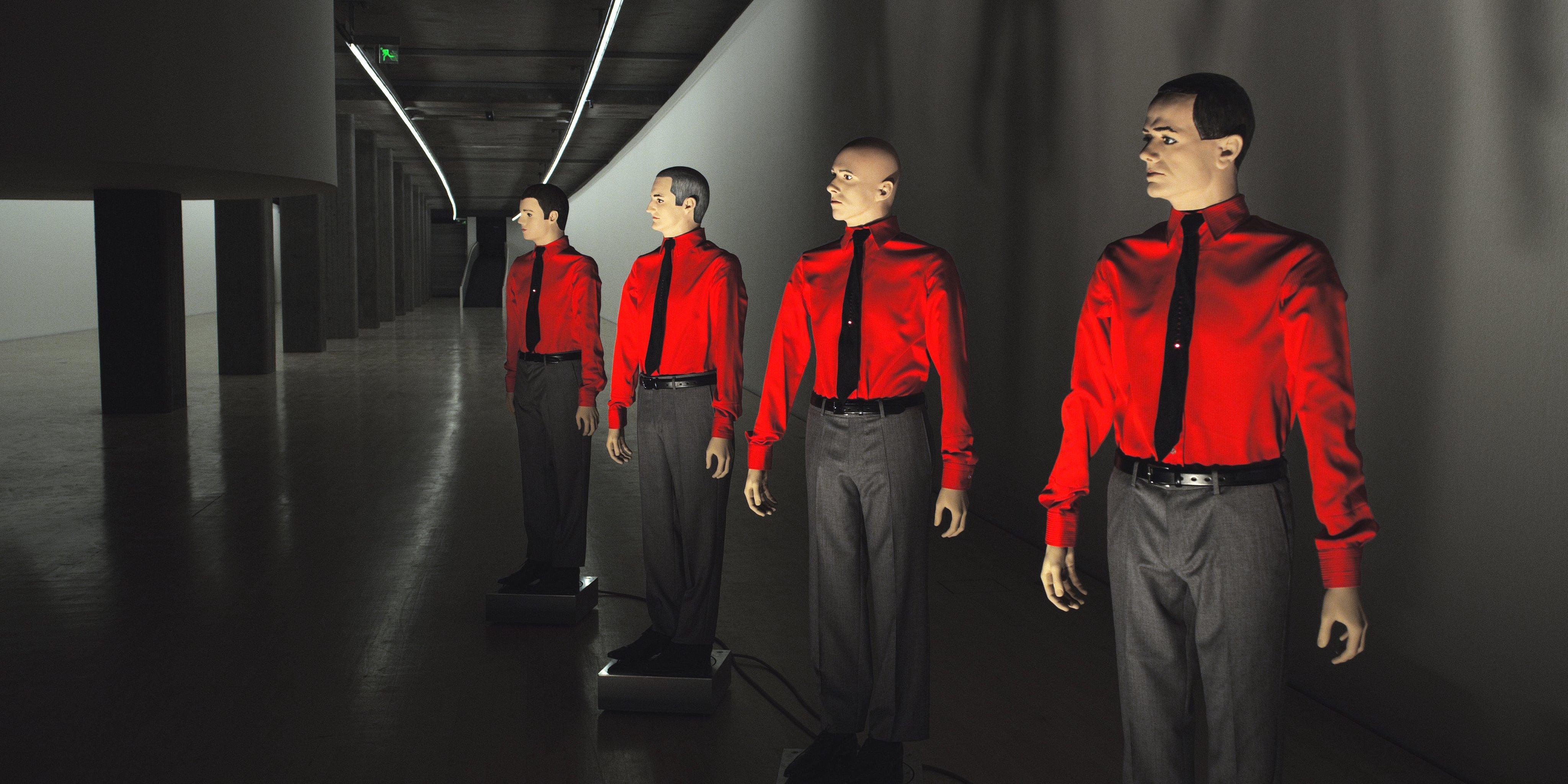 Kraftwerk mixKraftwerk Band
