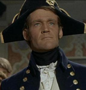 Patrick Allen as Captain Collier in Captain Clegg, 1962