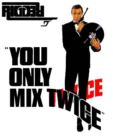 you only mix twice