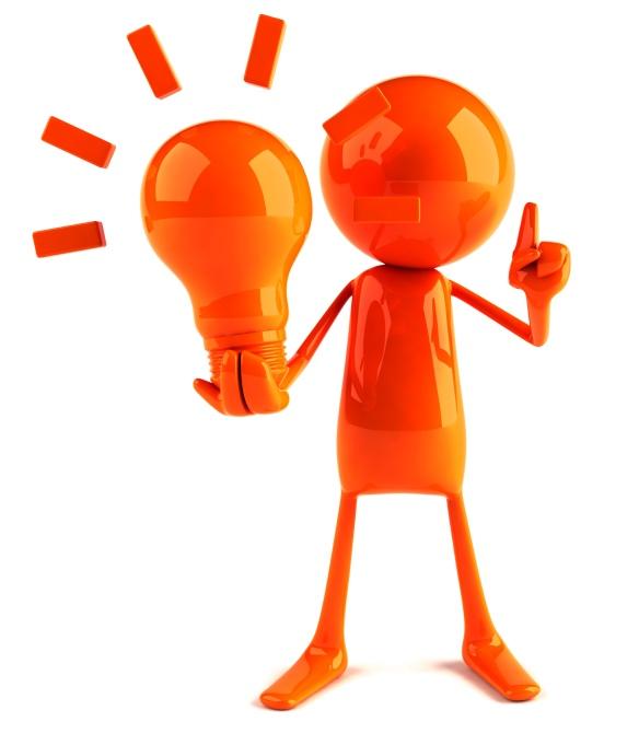 red-guy-holding-light-bulb