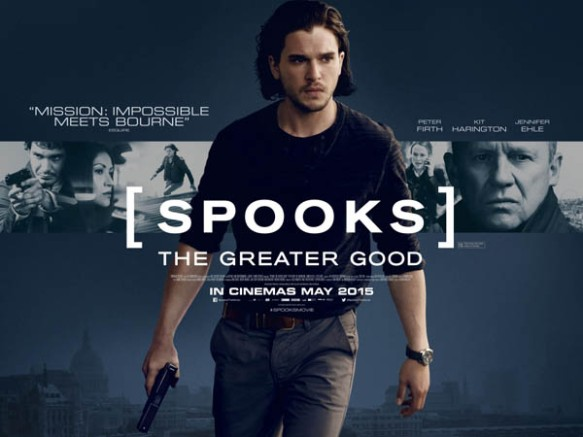 Spooks-poster