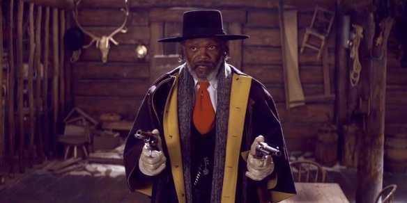 hateful eight samuel l jackson