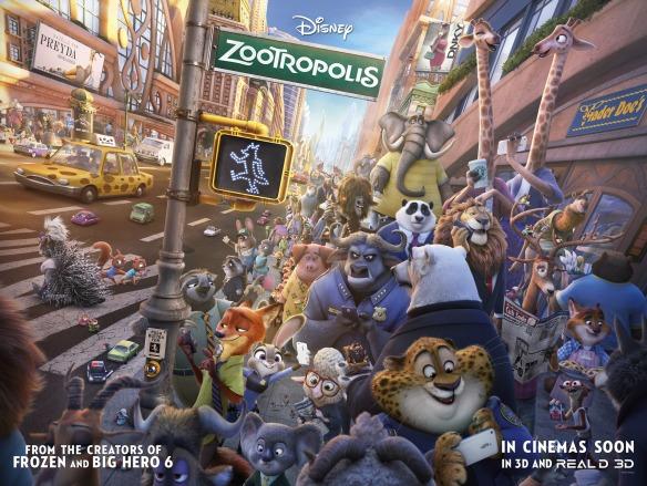 Zootropolis_Poster