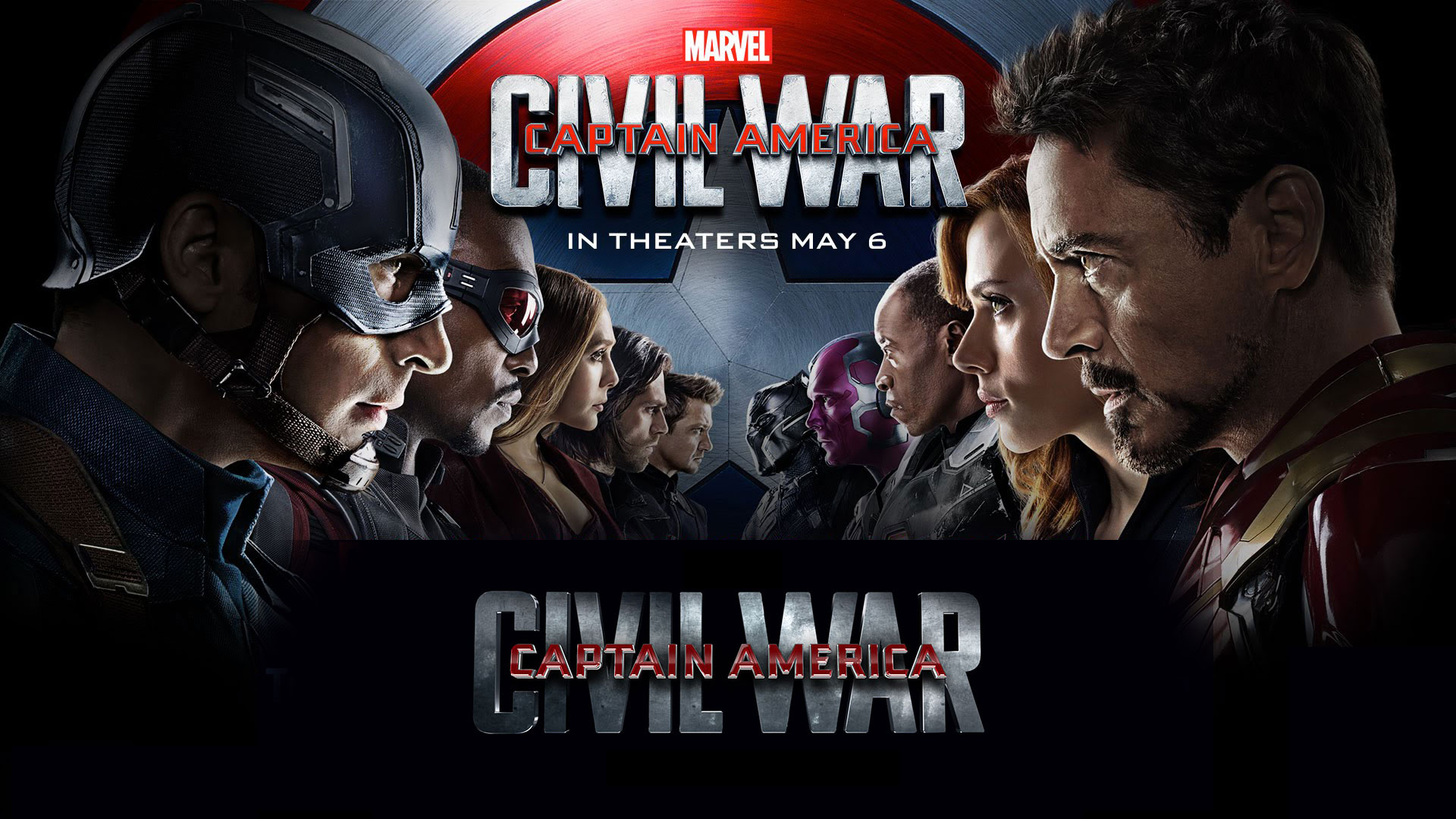 Marvels Captain America Civil War 2016 Official Wallpapers Hd 1